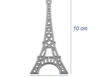 This cutting die, Eiffel Tower Paris