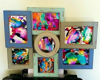 Handmade Colorful Wall Art