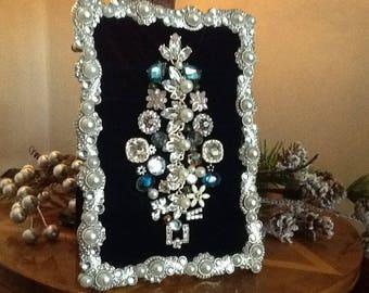 Jewel Christmas Tree