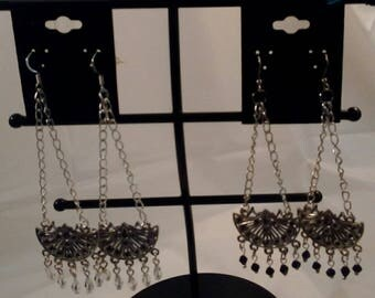 Earrings - 2 Pair Set