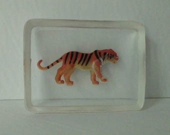 SOAP, Tiger, toy, animals, kids, gift, party