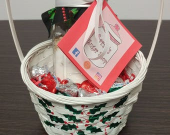 Large gift basket peanut butter blossom mix gift basket negle Image collections