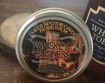 Whiskey Business Beard Balm