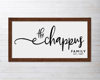 PERSONALIZED Family Established svg | Couple Established svg | Couple svg | Family svg | Farmhouse svg | svg | dxf | jpg | cut file