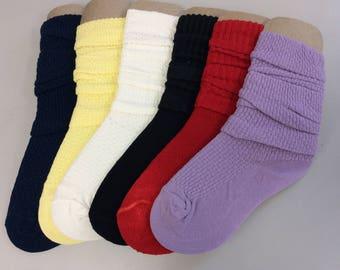 Slouch Socks Etsy