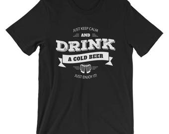 Drink a Cold Beer Tee