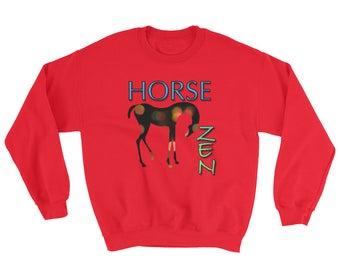 Horse Zen..., Sweatshirt
