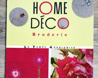 Book new - Home decor (embroidery)