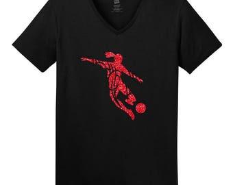 Soccer tank, Soccer Mom shirt, Soccer Girl Tank, Soccer themed tank, Football, Soccer Gift, soccer shirt