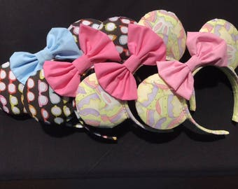 Spring Time Mouse Ears