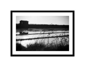 The salt works • fine Art Photography • Ré