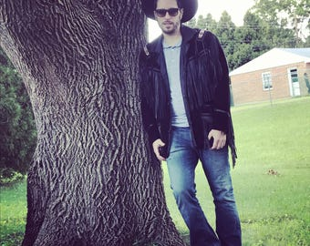 Ain't no thing - Country fringe jacket and hat