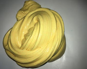 Mango Froyo butter slime