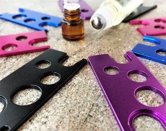 1 Aluminum Essential Oil Bottle Tool