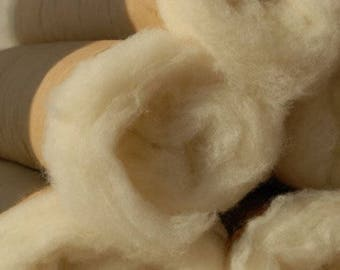 Stuffing wool or Core wool~ perfect wool for needle felting