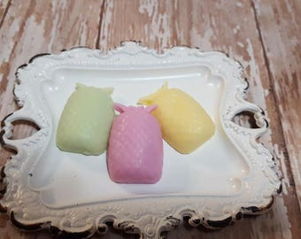 Decorative Pineapple Shea Butter Soaps