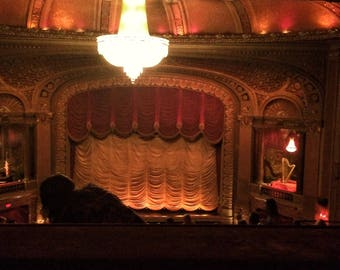 Love At The Byrd Theatre Photography Print