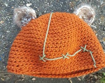 Wicket the Ewok Hat