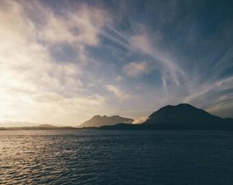 Tofino, Canada Travel Photograph, Landscape Print