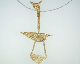 """Bird"""" Pendant"""