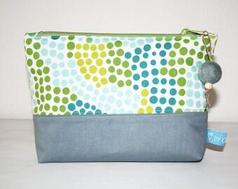 Makeup bag, make-up pouch, universal bag