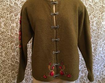 VRIKKE Wool Sweater