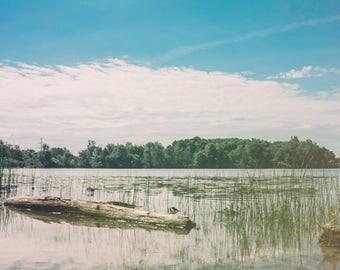 Nature Lake Serene Setting Photograph Print