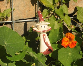 Pixie flower Ceramic - Garden decor