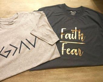 Faith Tees
