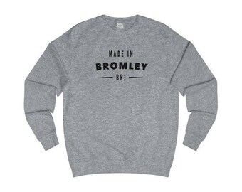 Made In Bromley T-Shirts/Sweaters/Hoodies