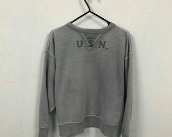 Vtg McCoy's Athletic U.S.N Sweatshirt
