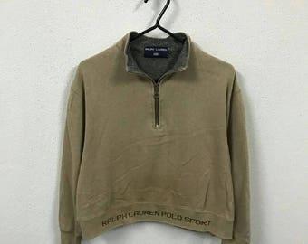 Vintage Ralph Lauren Polo Sport Sweatshirt