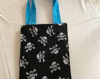 Childrens halloween trick or treat bag
