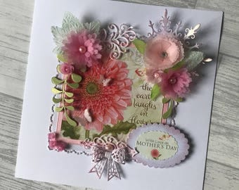 Luxury Mother's Day card