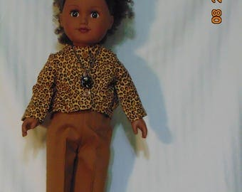 """18"""" Doll 4 piece Outfit"""