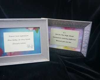 Personalised Haiku - Give the gift of Personalised Poetry