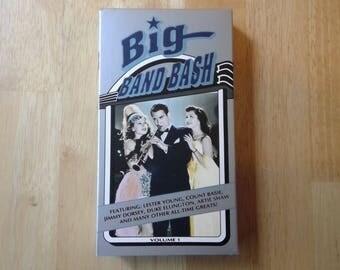 Big Band Bash Volume 1 VHS