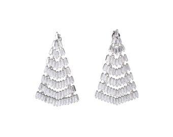 Chandelier Earrings   Statement Earrings   Statement Chandelier Earrings   Chandelier Statement Earrings