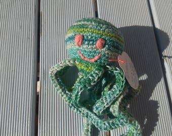 Octopus plush ~ Diabolo