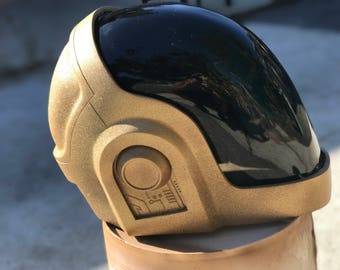 Guy Daft Punk Helmet