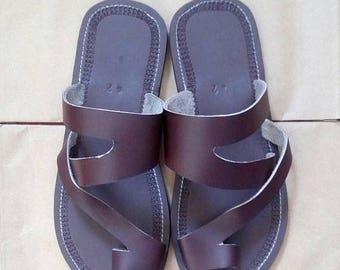 ON SALE MEN Sandals, Men Leather Sandals, Greek Sandals, African Sandals, Bohemian Sandals, Summer Sandals, Masai Sandals, Men Shoes