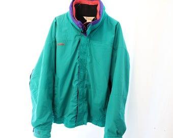 "Vintage 90s Columbia ""Bugaboo"" Ski Jacket - XL"