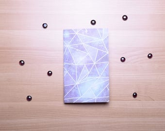 Triangle Galaxy Notebook - Bullet Journal - Journals - Notebooks - Star - Gift - Journal - Notebook - Sketchbook - Diary - Gift for Him