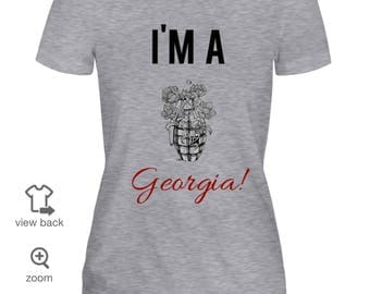 I'm A Georgia Shirt