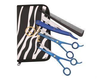 Professional Salon Hair Cutting Thinning Scissors Barber Shears