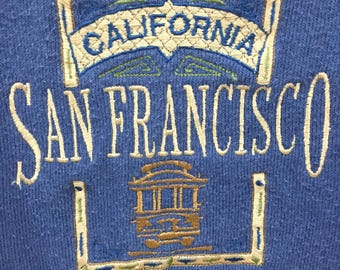 Vintage Sweatshirt California