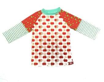 Kids Shirt Patchwork