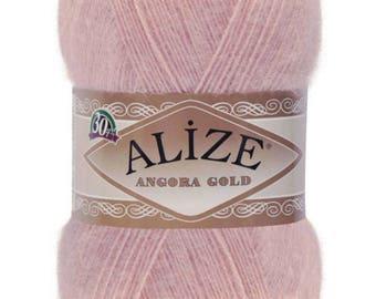 Alize, Angora Gold, knitting yarn, wool yarn, mohair yarn, acrylic yarn, crochet yarn, blouse yarn