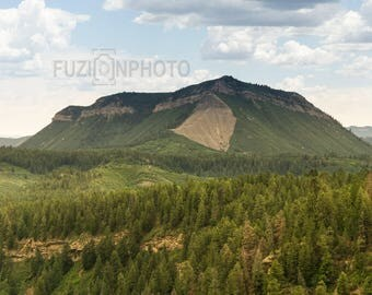 Colorado Mountain Landscape Photography Alpine Wall Art