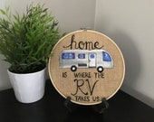 Home is Where the RV takes us